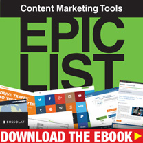 Epic List of Content Marketing Tools