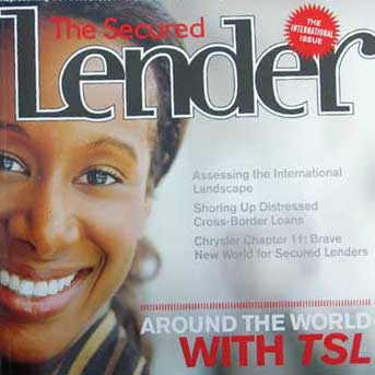 The Secured Lender Content Strategy